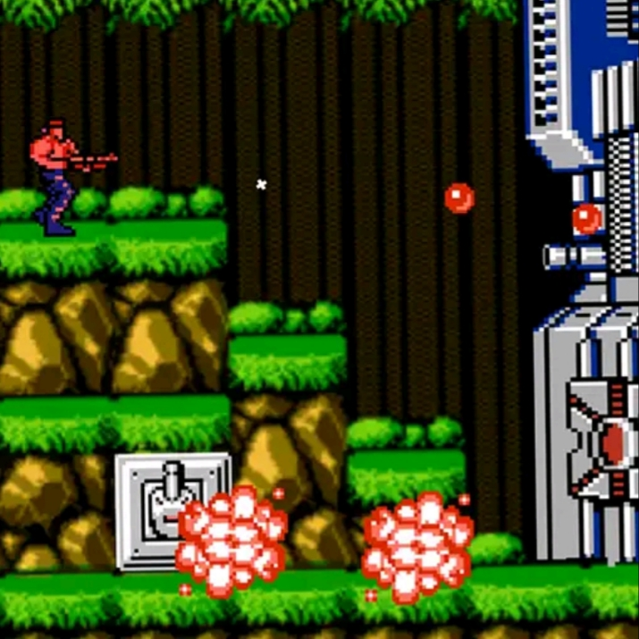 Download Classic Contra Apk for Android - Singleapk.com