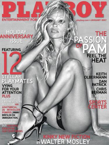 Το Τελευταίο Γυμνό Εξώφυλλο για το Playboy, Pamela Anderson, Pics, Video 4