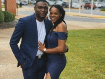 A Nigerian Man Weds Woman he met while selling orange on the road