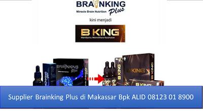 PROMOSI, 08123 01 8900 (Bpk. Alid), Brainking Plus di Makassar