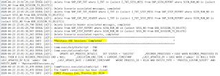 FDMEE: System Maintenance Tasks: Maintain ODI Session Data