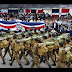 No habrá desfile militar este 27 de febrero