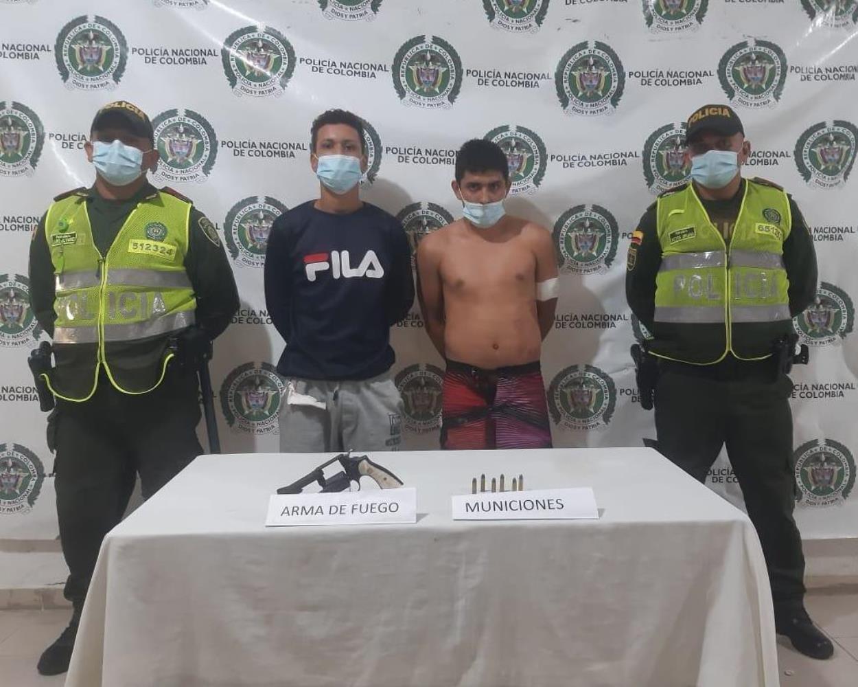 https://www.notasrosas.com/Policía Cesar captura dos extranjeros, por hurto a entidad bancaria en Valledupar