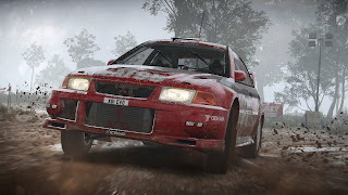 DiRT 4 PS Vita Wallpaper