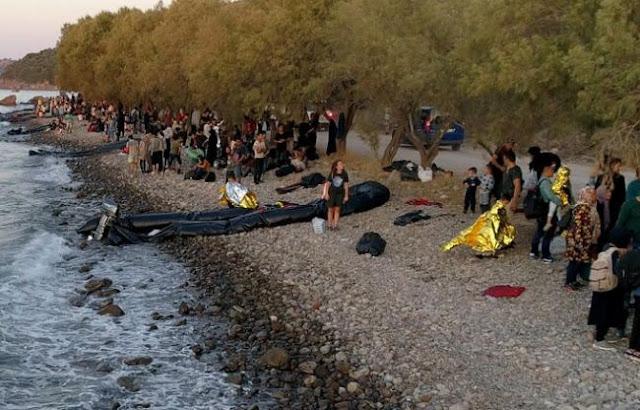 Πάνω από 5.000 αφίξεις λαθρομεταναστών σε 15 ημέρες