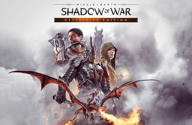 Download Shadow of War Definitive Edition HD Pack PC - Torrent