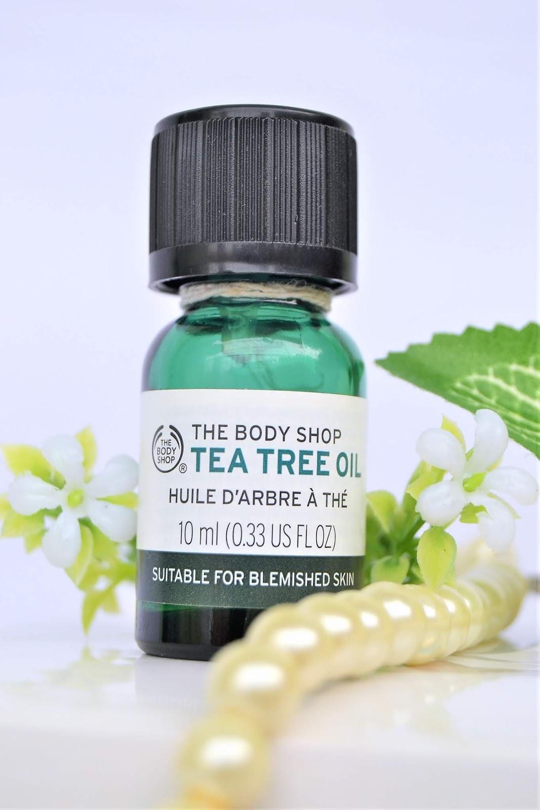 Review Tea Tree Body Shop Untuk Jerawat