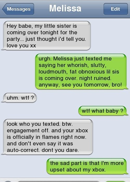 Lovequotes Fun A Text Accidently Sent To The Wrong Person At The
