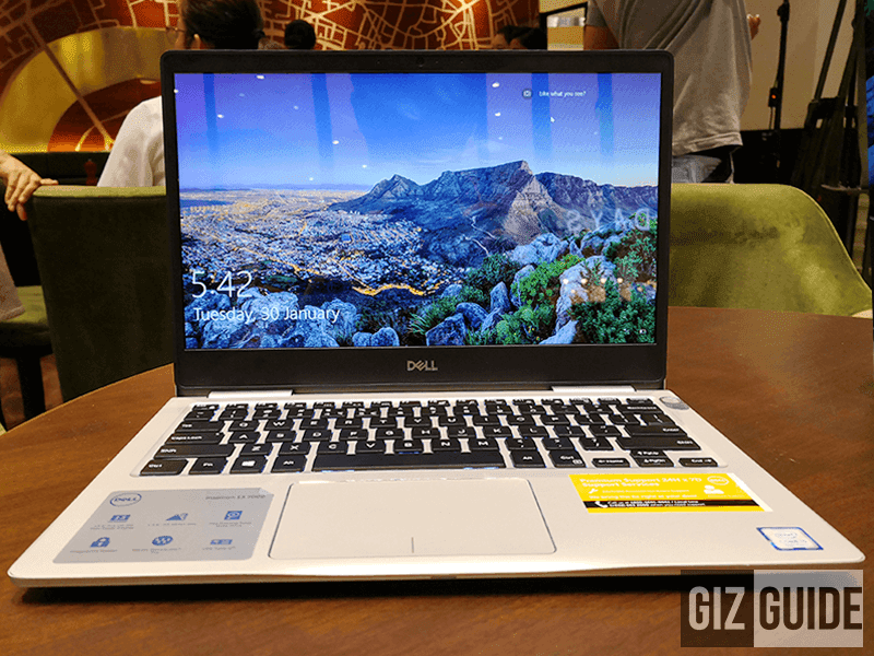 Dell Inspiron 13 7000 with 8th Gen Core i5 now in PH, priced at PHP 51,990