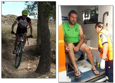 Ciclismo Aranjuez MTB Yepes