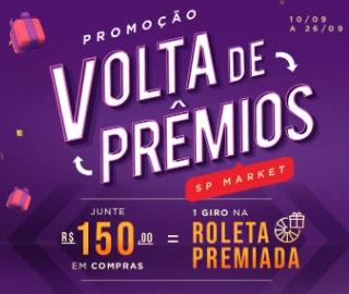 Volta de Prêmios SP Market Promoção 2021