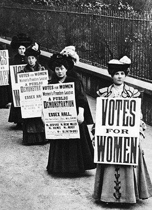 inicio do feminismo 1910