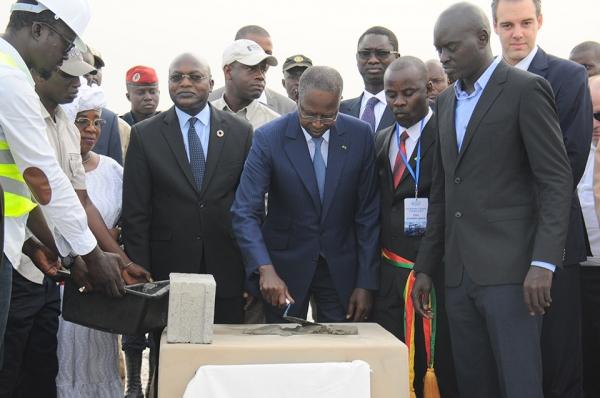 Port, minéralier, Bargny, construction, réalisation, PSE, Sendou, infrastructures, DP World, LEUKSENEGAL, Dakar, Sénégal, Afrique