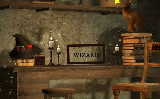 365Escape School of Magic Escape Walkthrough