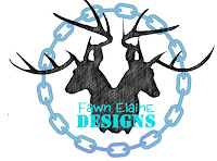 Fawnelaine Designs #bipolarbabydeer is a new outlook on an old passion. Using blue as loyalty green as natural and a two headed deer to highlight the bipolar shifts my head and my designs take. The chain represents the strength people affected with mental illness posess and the shackles we carry with us into everything we do. It's time to break the chains and break the stigma.