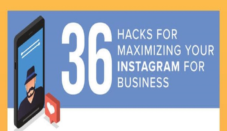 36 Instagram Hacks To Elevate Your Business In 2021 #infographic