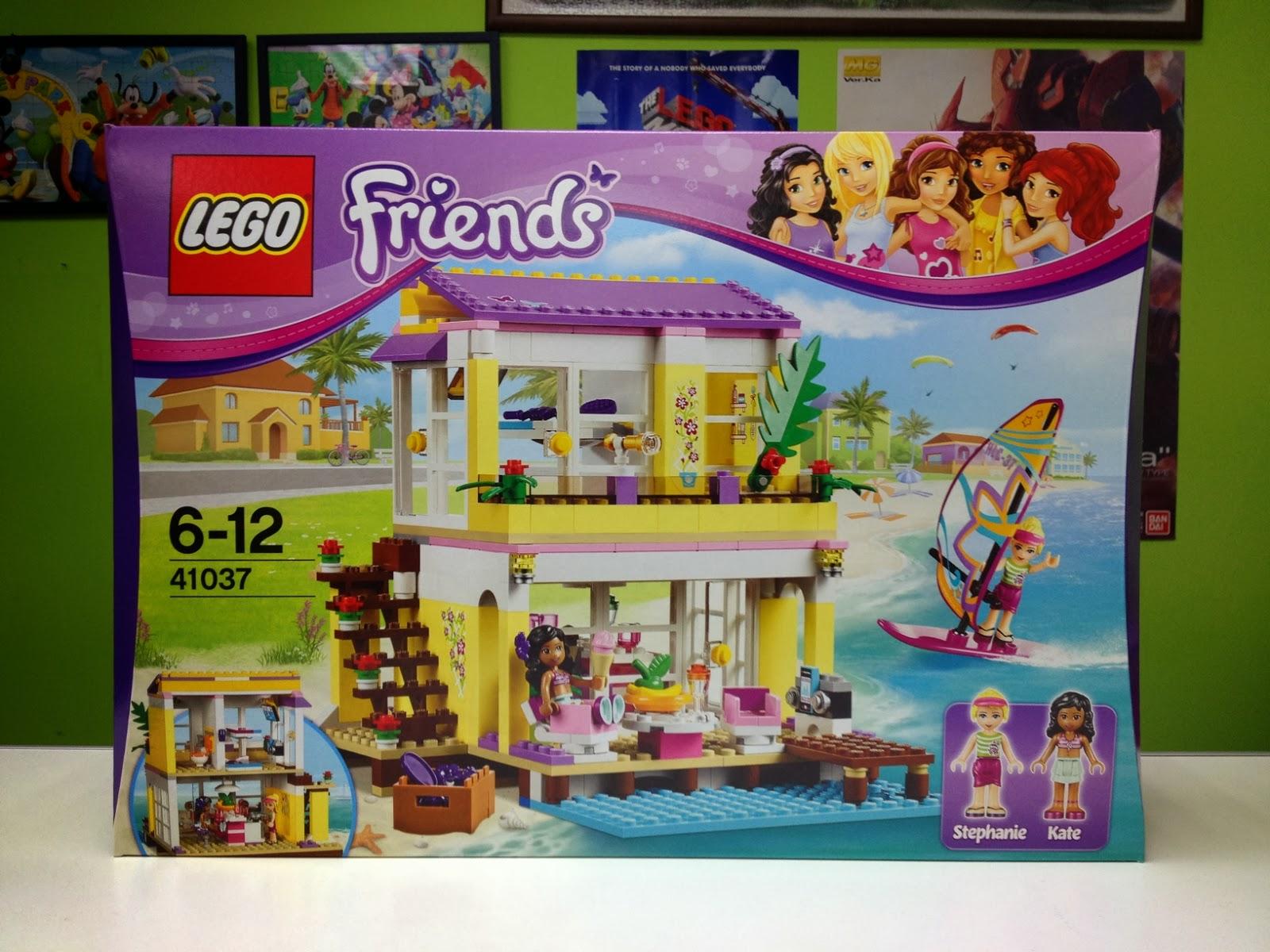 DeToyz Shop: 2014 Lego Friends Sets stock in