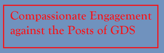 Compassionate Engagement against the Posts of GDS