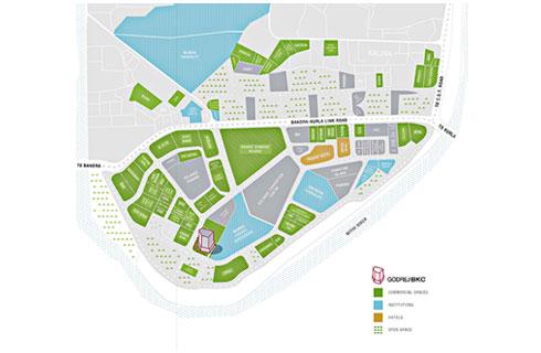 Godrej devanahalli location plan