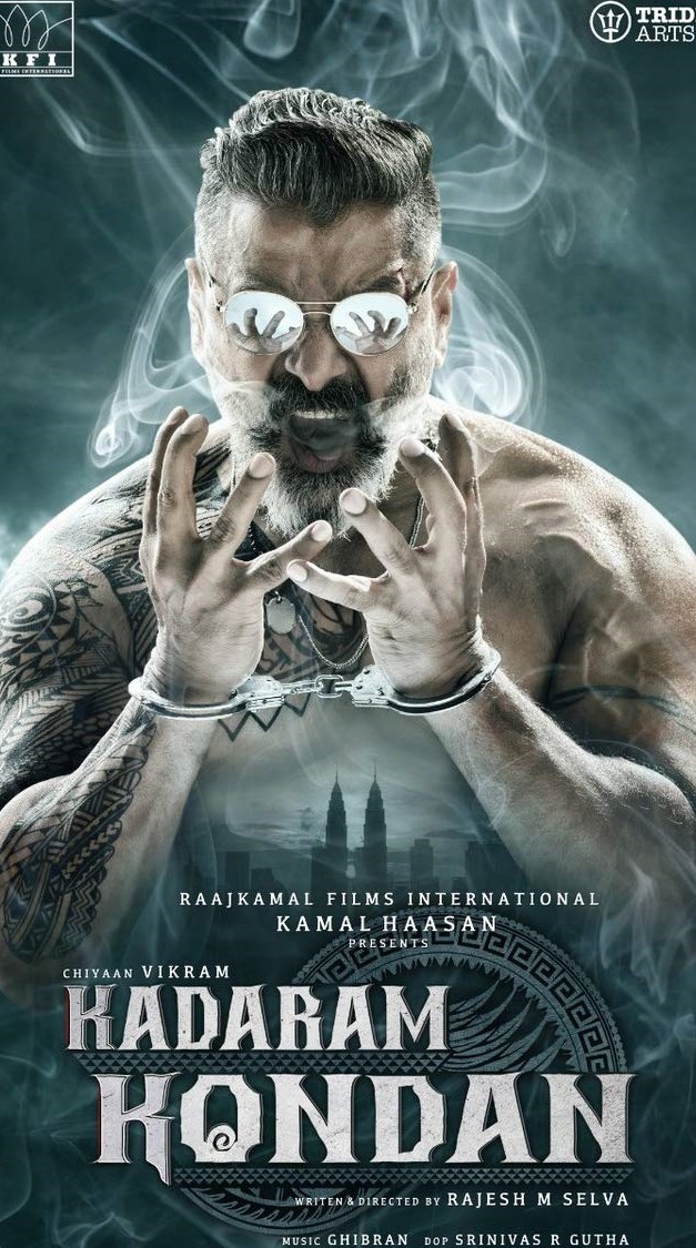 Kadaram Kondan Hindi Dubbed Movie HDRip Download