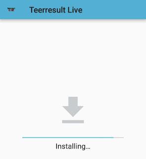 Teer app installation