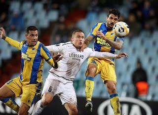 «ΤΑΥΤΟΤΗΤΑ ΑΓΩΝΑ - MVP Και Ποιοι Ξεχώρισαν» DUDELANGE 0-2 ΑΠΟΕΛ, Uefa Europa League