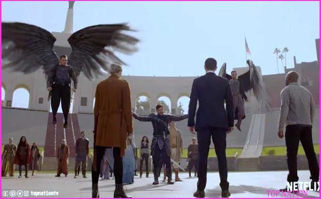 Lucifer Season 5 2B Final Battle