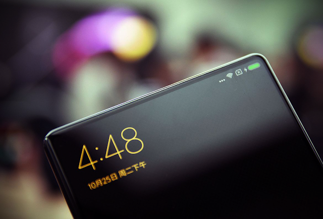 Đánh giá điện thoại Xiaomi Mi Mix (2)