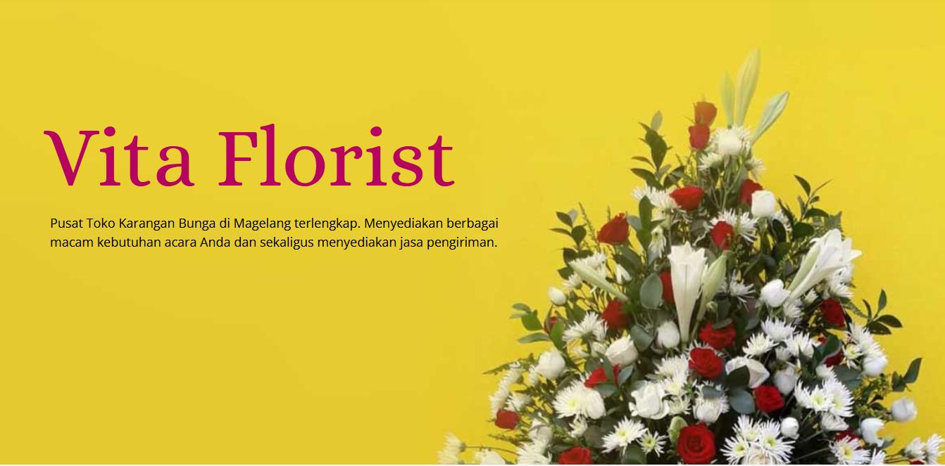 Toko Karangan Bunga di Magelang - Vita Florist