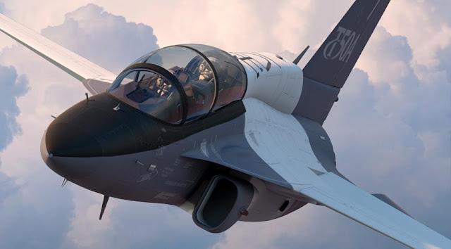 Lockheed Martin ofrecerá el T-50A como nuevo entrenador avanzado de ...