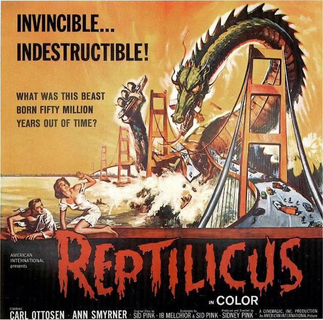 Trash Movie Terror: REPTILICUS (1961)