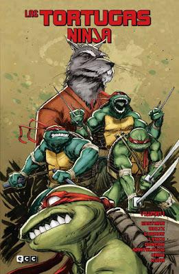 Las Tortugas Ninja vol. 1