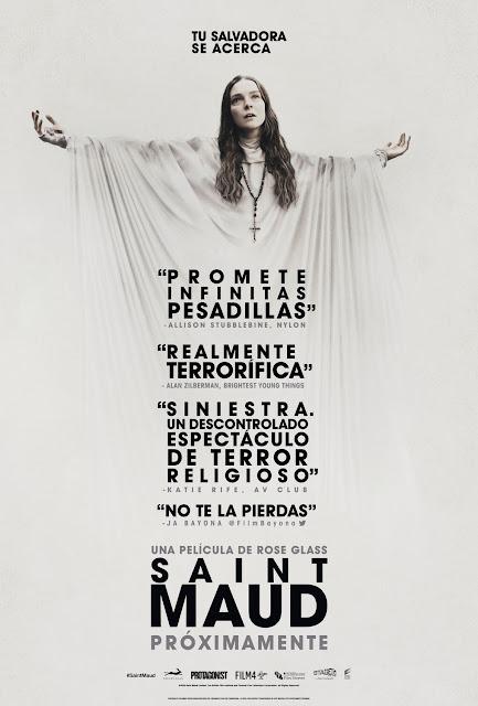 Cartel Saint Maud