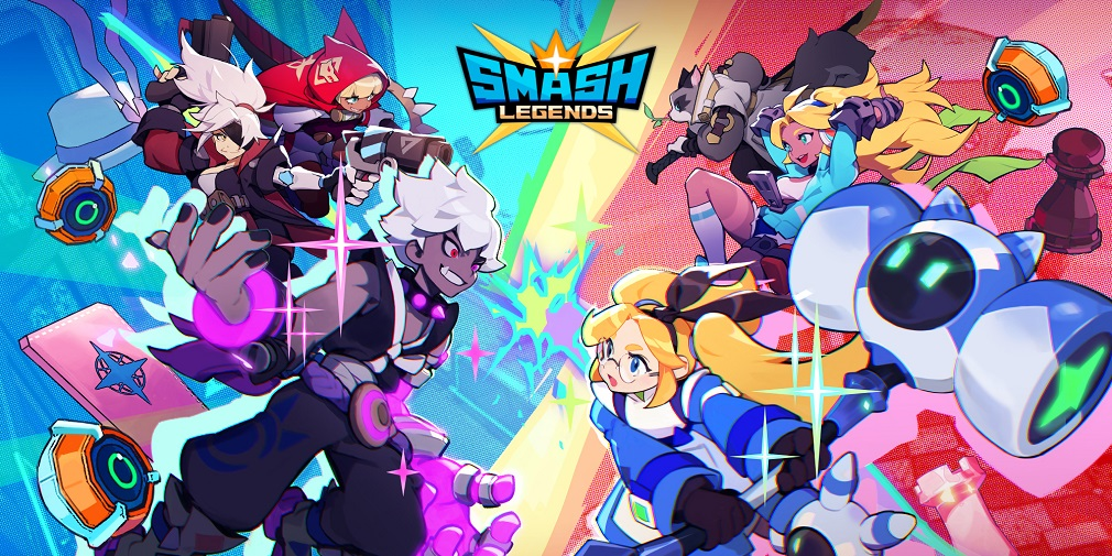 SMASH LEGENDS opens Steam Early Access for Europe and Canada, begins global pre-registration