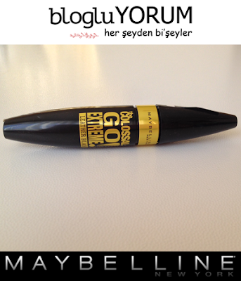 MAYBELLINE COLOSSAL GO EXTREME LEATHER BLACK MASKARA