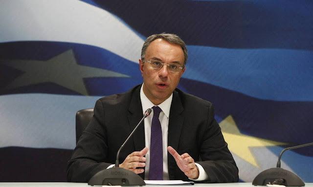 Κορονοϊός - Σταϊκούρας: 1,7 εκατομμύρια εργαζόμενοι θα πάρουν τα 800 ευρώ