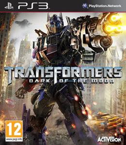 Transformers Dark of the Moon PS3 Torrent