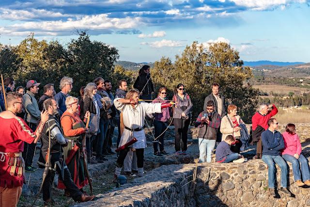 XXII Средневековая ярмарка в Остальрике (XXII Fira Medieval Hostalric)