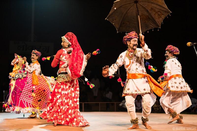Kachhi Ghodi Folk Dance Rajasthan