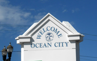 Ocean City in New Jersey