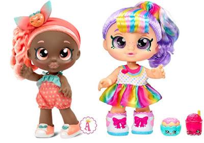 Новые куклы Kindi Kids Snack Time Friends 2020 года
