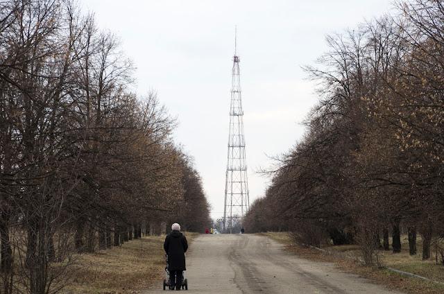 Салтівська радіовежа