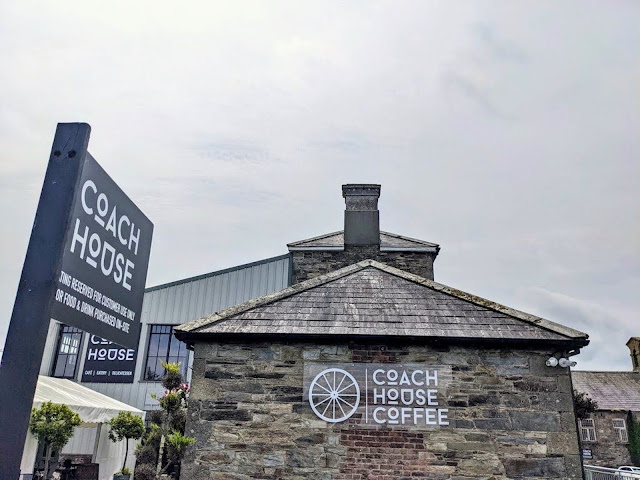 Coach House Coffee on the Waterford Greenway