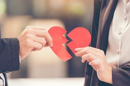 40 Kata Kata Bijak Putus Cinta anti Kesamber Galau