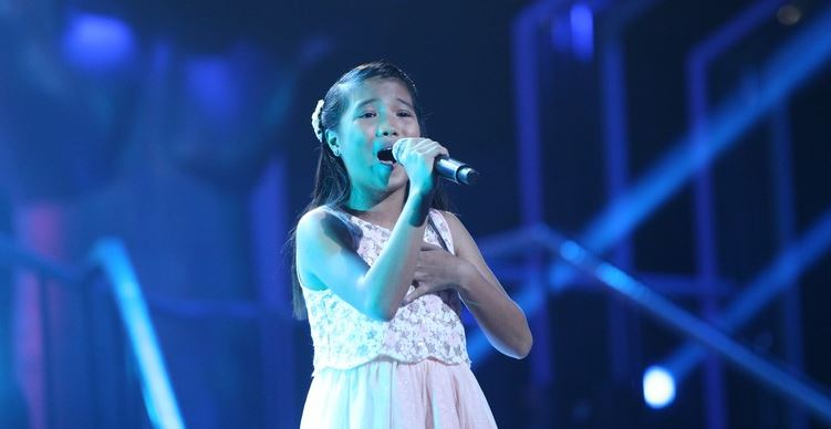 Antonetthe Tismo 'The Voice Kids Philippines' Grand Finals Performances