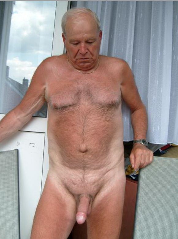 Sexy older men nude images