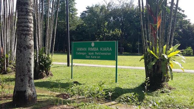 Taman Rimba Kiara