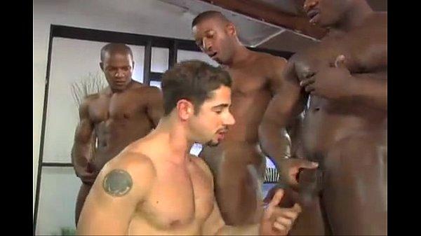 Starfucker - tre hot black guys just a cute face