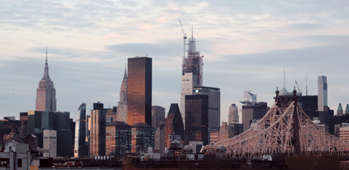 Manhattan Skyline Views NYC