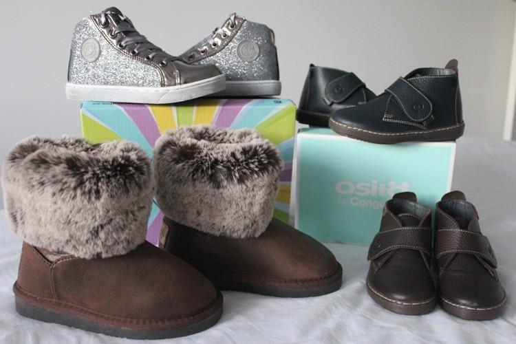 calzado infantil conguitos - otoño/invierno 2017 - agendademama
